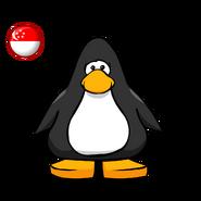 Singapore Flag PC