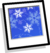Winter Wonderland Background Icon