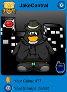 Darkness Man Outfit