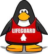 Lifeguard Shirt PC