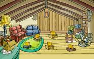 Sensei's Fire Scavenger Hunt Lodge Attic