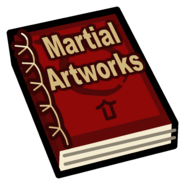 Martial Artworks icon