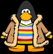 Pastel Suede Jacket PC