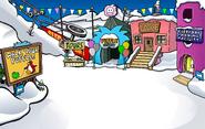 Puffle Party 2019 Ski Village