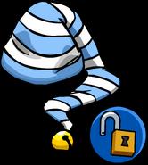 Stocking Cap Unlockable
