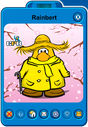 Rainbert Player Card - Mid April 2019 - Club Penguin Rewritten (2)