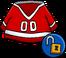 Red Hockey Jersey Unlockable