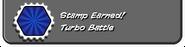 Turbo Battle Earned