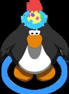 Polka Dot Puffle Hat IG