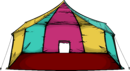 Deluxe Circus Tent