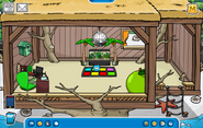Thorn Igloo - Mid August 2019 - Club Penguin Rewritten