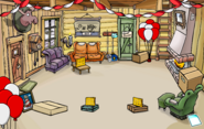 April Fools' Party 2019 Ski Lodge