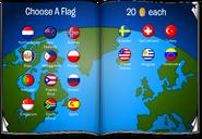 Club Penguin Rewritten Flags 2