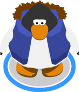 Blue Vest IG
