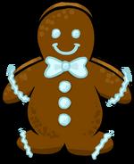 Gingerbread Man sprite 001