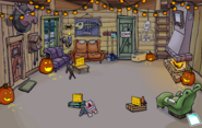 Halloween Party 2017 Ski Lodge