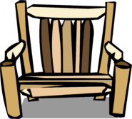 Log Chair sprite 001