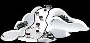 Ski Hill Icon