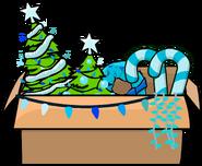 Ice Christmas Furniture