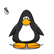 Penguin Nests Pin PC