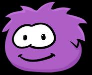 Purple Puffle Old Adopt