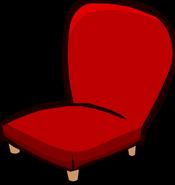 Red Plush Chair sprite 002