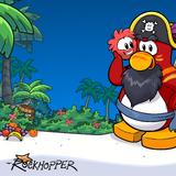 Rockhopper's Tropical Background