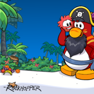Rockhopper's Tropical Background