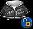 Black Penguin Band Hoodie