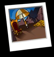 Dragon Peak Background Icon