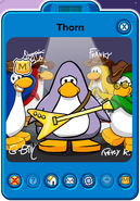 Thorn Player Card - Late May 2019 - Club Penguin Rewritten (4)