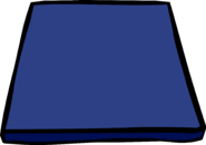Blue Gym Mat sprite 003