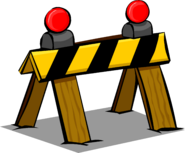 Construction Barrier sprite 002