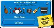 Instrument Hunt 2017 Completed