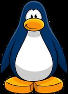 Blue Create Penguin