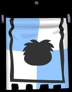 Blue Pastel Banner sprite 004