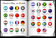 Flags Feb Beta