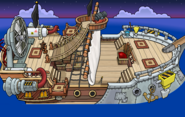 Island Adventure Party 2018 Pirate Ship 6