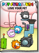 Puffle Furniture