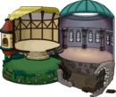 Medieval Manor Igloo