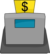 Cash Register sprite 009