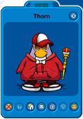 Thorn Player Card - Early April 2019 - Club Penguin Rewritten (2)