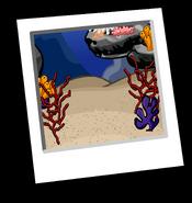 Underwater Adventure Background Icon