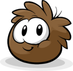 Brown Puffle Adopt