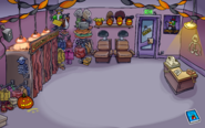 Halloween Candy Hunt 2019 Gift Shop