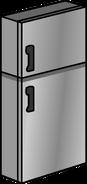 Stainless Steel Fridge sprite 014