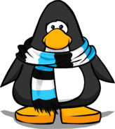 Blue Rugby Scarf PC