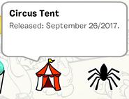 Circus Tent SB