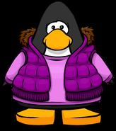 Purple Vest PC