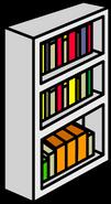 White Bookcase sprite 010